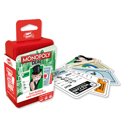 Monopoly deal (reseversion)