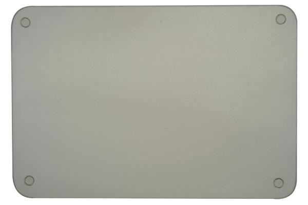 Worktop saver protector board glass clear ideal for cutting