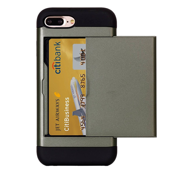 Smart Cardcase till iPhone 678 Plus