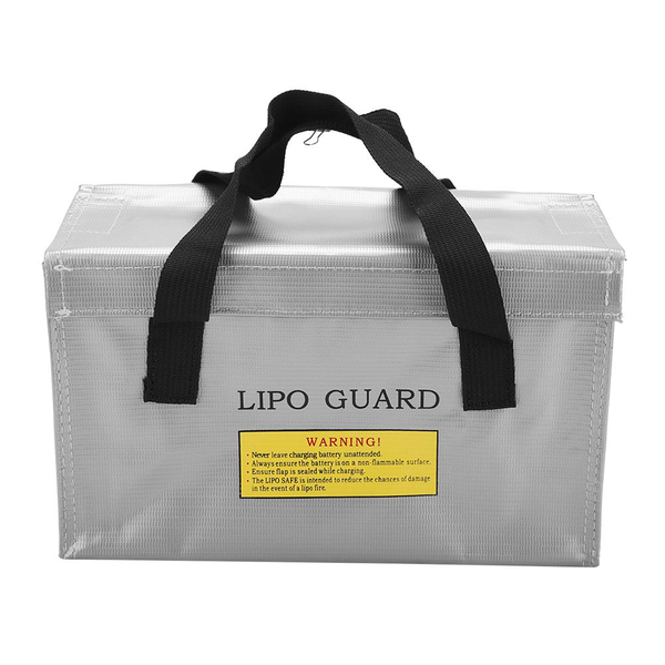 explosionproof lipo battery safe bag large space charging