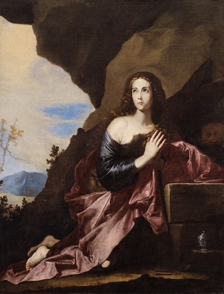 Recreation by our Gallery,Jusepe de Ribera,50x40cm