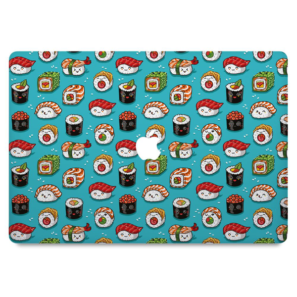 macbook air 11″ skin sushi sweeties