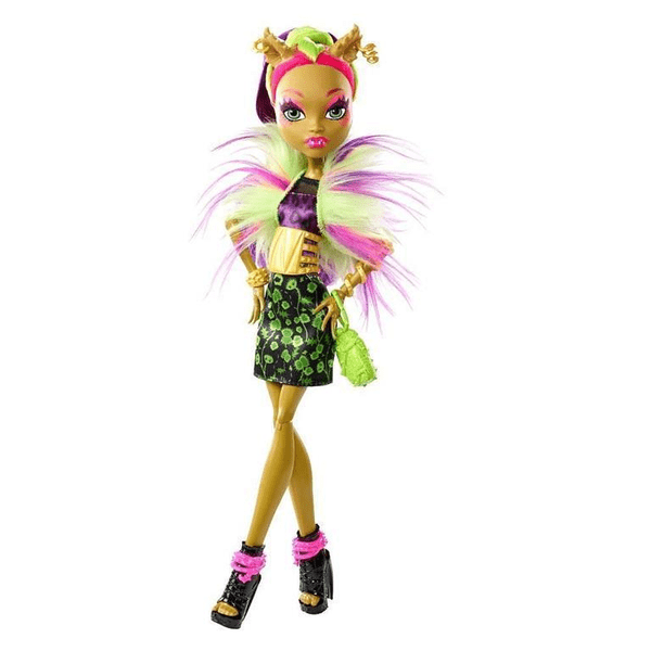 Monster High - Freaky Fusion Clawvenus