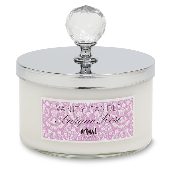 Primal Elements Vanity Candle Candle Candle Antique Rose 3bee69