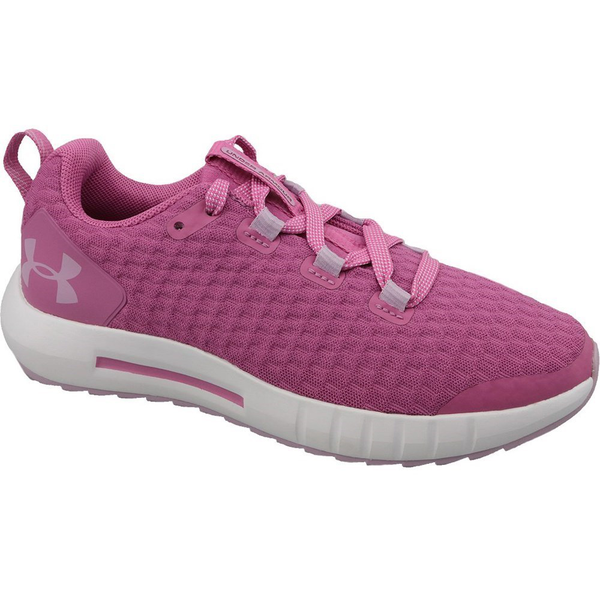 Under Armour Primary School UA Charged Impulse Running Shoes Pink 36