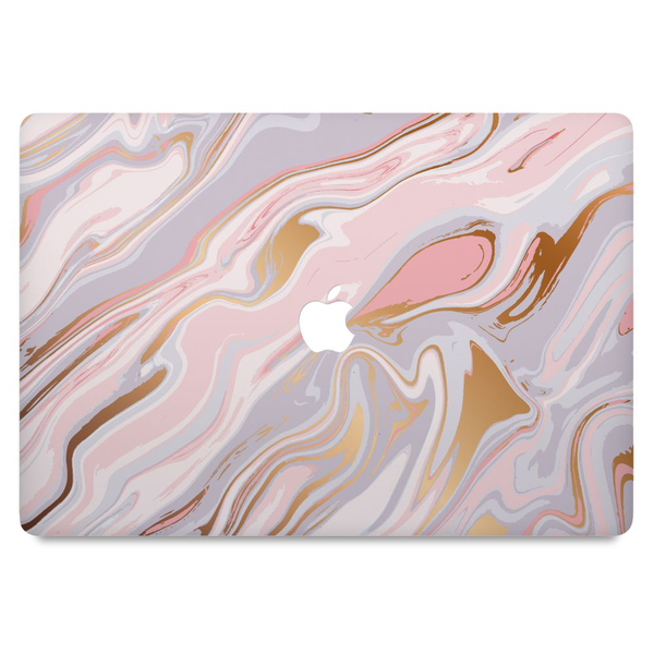 macbook air 11″ skin pinky splash