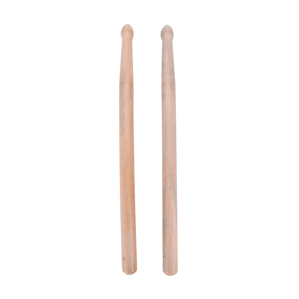 New 1 pairs music band maple wood drum sticks drumsticks 5a