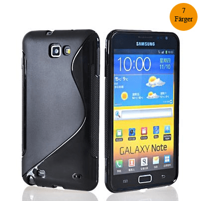 S-line skal samsung galaxy note (i9220)
