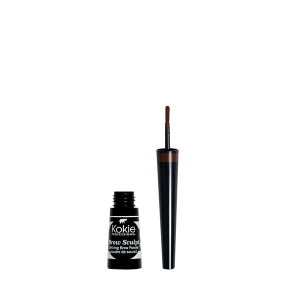 Kokie brow sculpt brow powder – brunette
