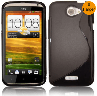S-line skal htc one x