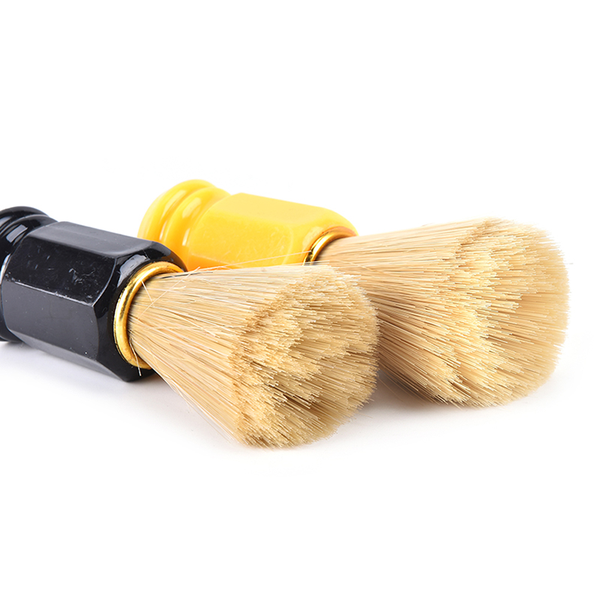 Pure badgers hair removal beard shaving brush for mens shave too