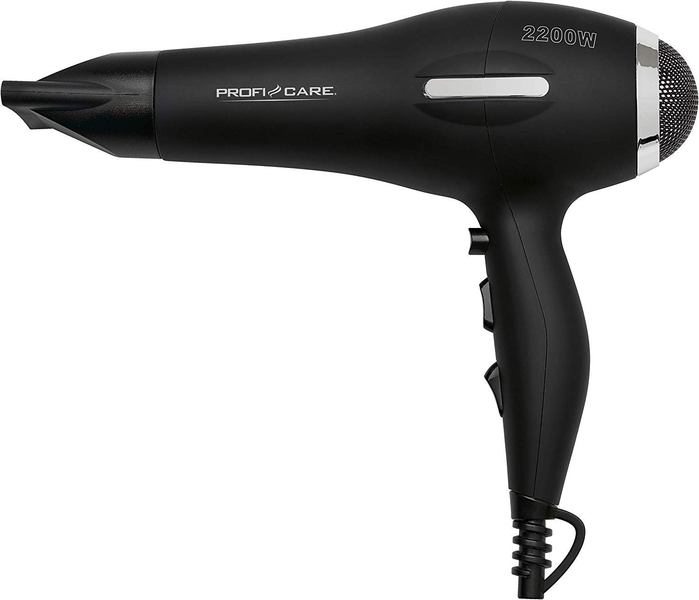 Hairdryer 2200 watt ionic conditioning