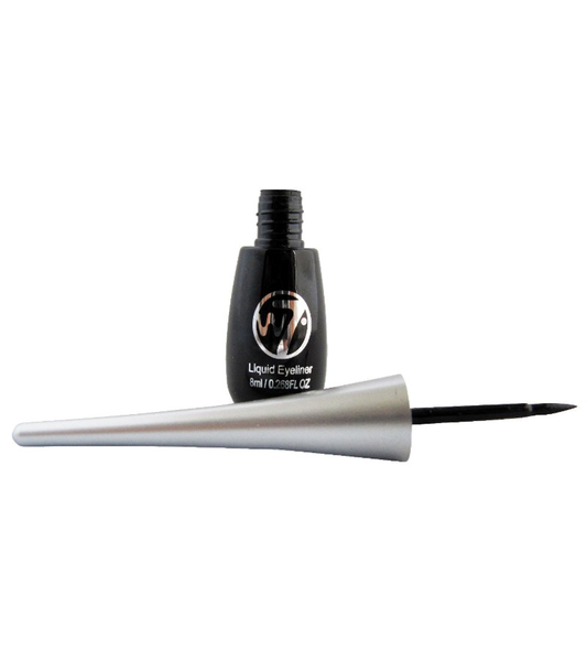 W7 dip liquid eye liner black