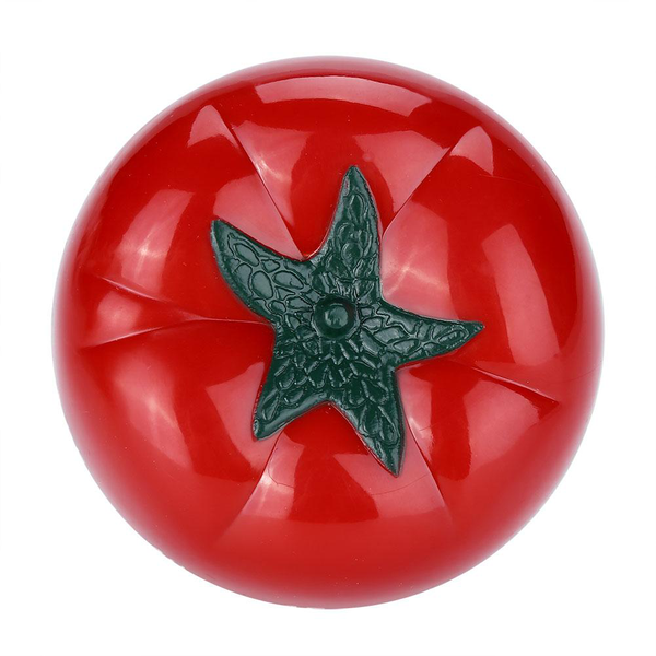 Tomato shaped mechanical 60 minutes countdown timer kitchen