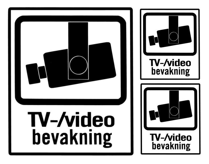Dekor – tv/video bevakning