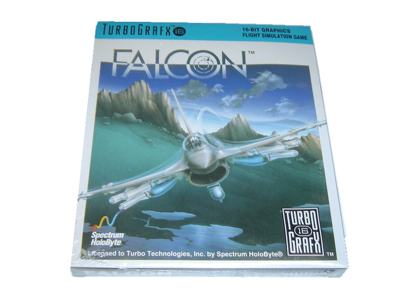 Falcon turbo grafx