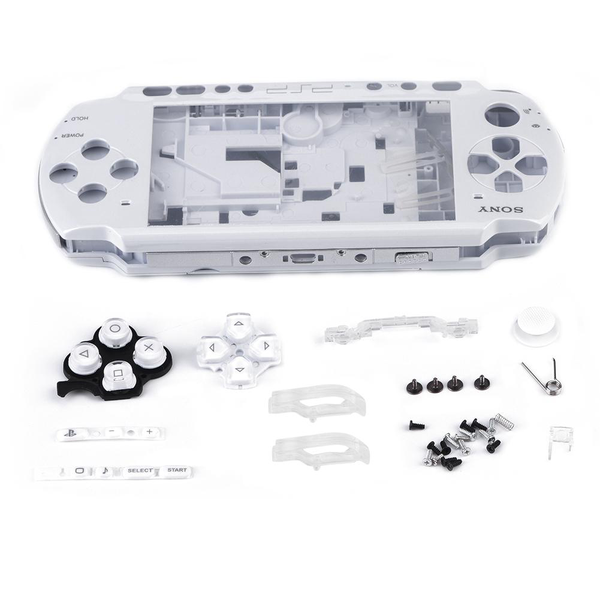 Replacement full housing console game shell case cover repai