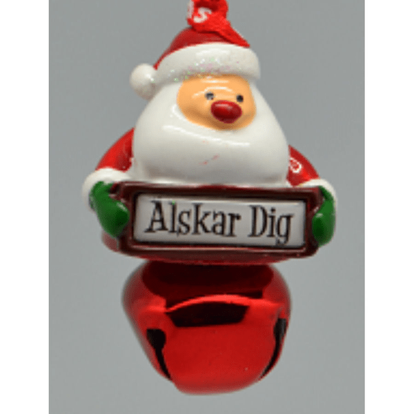 Jingle bells, Älskar dig