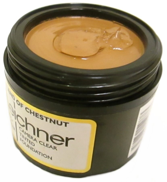 Leichner camera clear tinted foundation – blend of chestnut