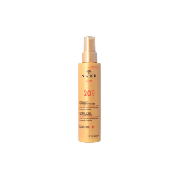 Solskydd nuxe spf 20 (150 ml)