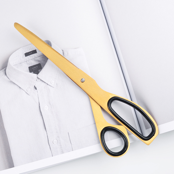 Stainless steel scissor sewing fabric leather dressmaking shears