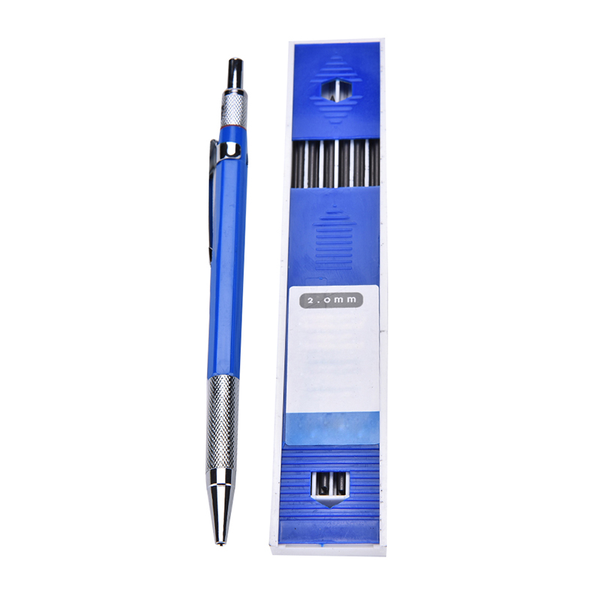 2b 2mm lead holder automatic mechanical drawing drafting pencil