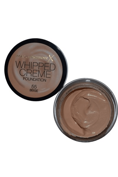 Whipped creme foundation 55 beige 18ml by max factor