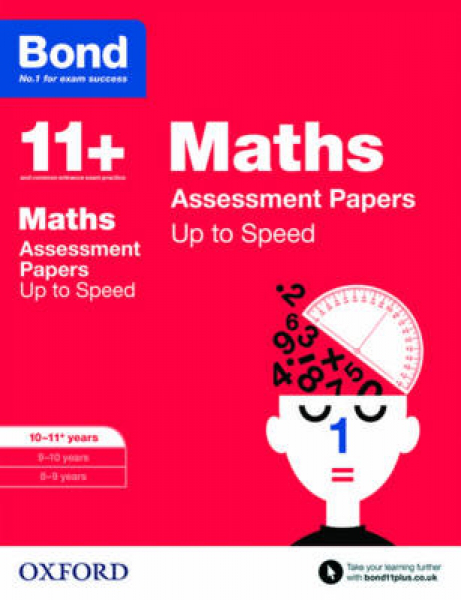 Bond 11 maths up to speed papers