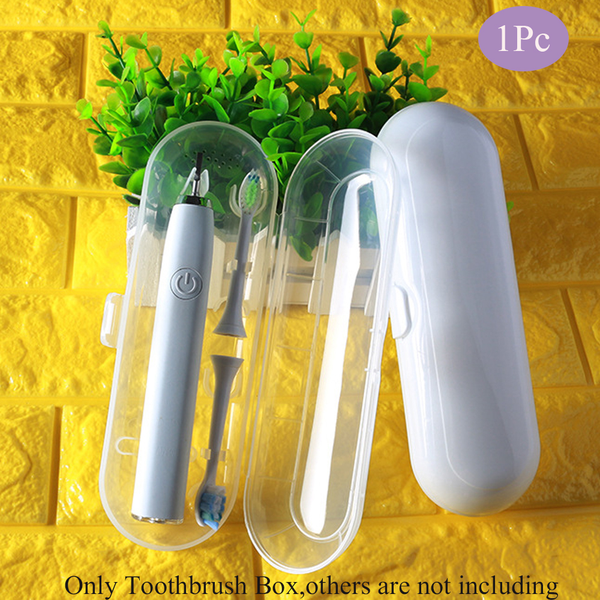 Electric toothbrush holder tooth brush storage protective box