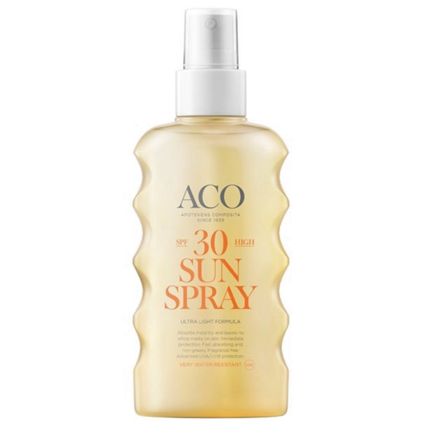 Aco sun spray spf 30 175ml