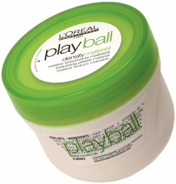 L'oréal play ball density material vax
