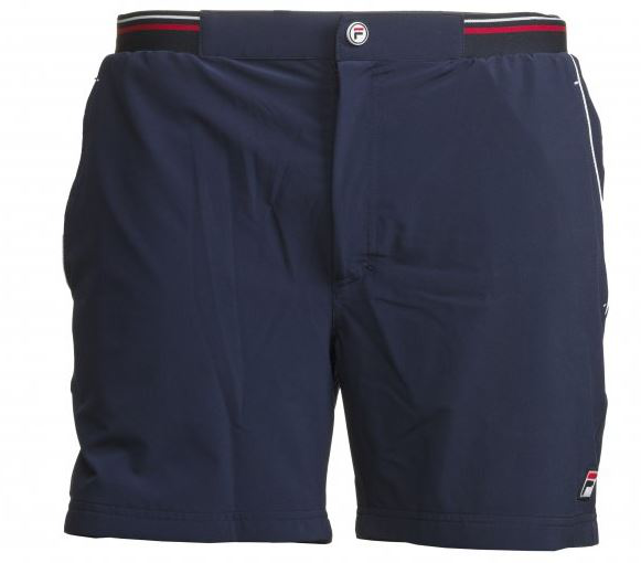 Fila shorts stephen peacoat blue