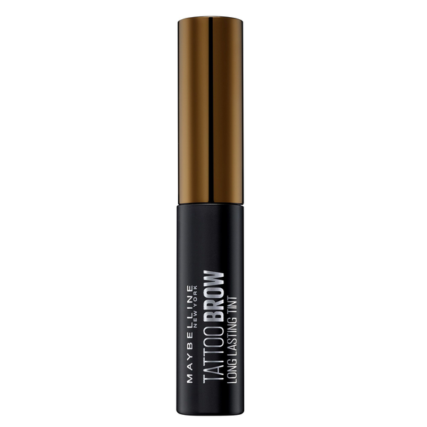 Maybelline tattoo brow peel off tint light brown