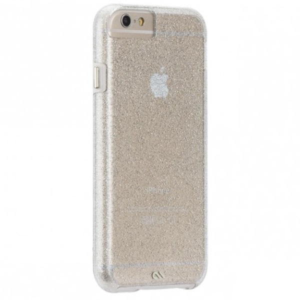 Köp Case-Mate Sheer Glam Skal till iPhone 6   6S - Champagne 96a5aa02beadd