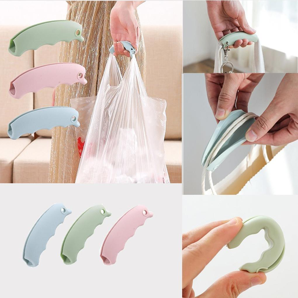 Silicone lifting holder handle grip easy carrying tool
