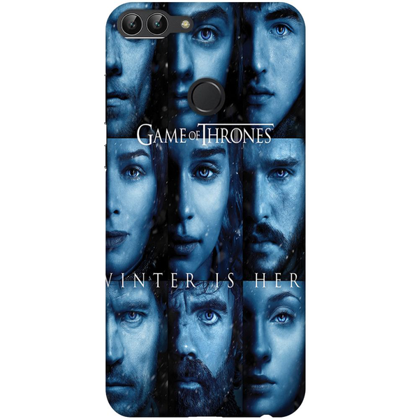 Huawei p smart (2018) matt mobilskal game of thrones