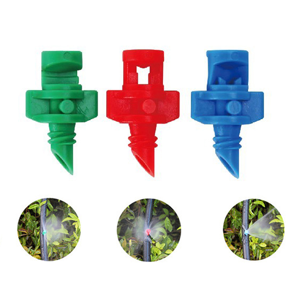 Sprayer nozzle jet mister cloning lawn irrigation water 90°/180°