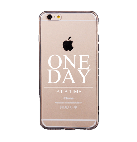 iphone daylight savings k 246 p idiwa mjukskal transparent iphone 6 6s quot one day at a 9033