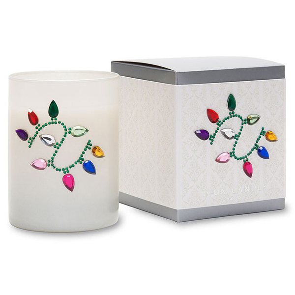 Primal Elements Icon Candle X-Mas Lights