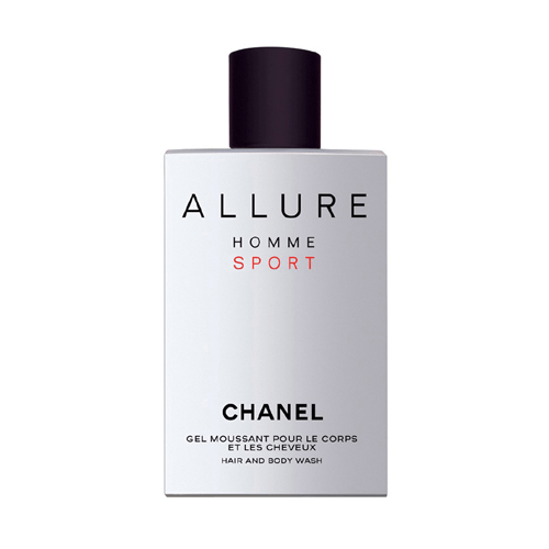 Chanel allure homme sport shower gel 200ml