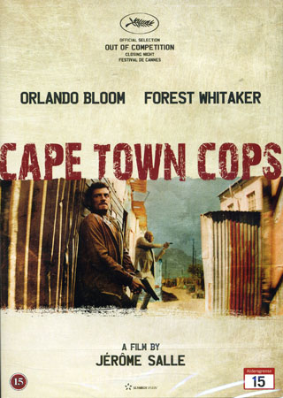Cape town cops – dvd