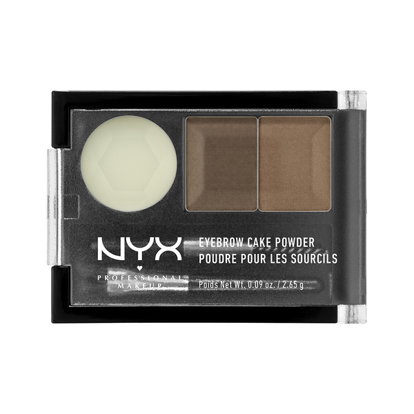 Nyx prof. makeup eyebrow cake blonde