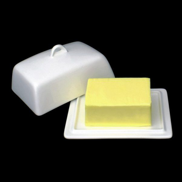 250cc Orion Butter/Margarine Dish made from Porcelain Vit