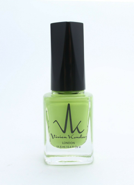 Vivien kondor vegan friendly nail polish – lime green