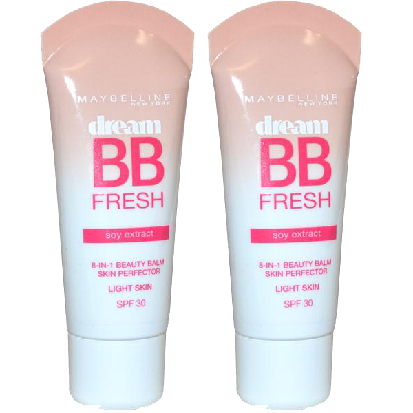 2st maybelline fresh 8-in-1 bb skin perfector spf30-ligh medium