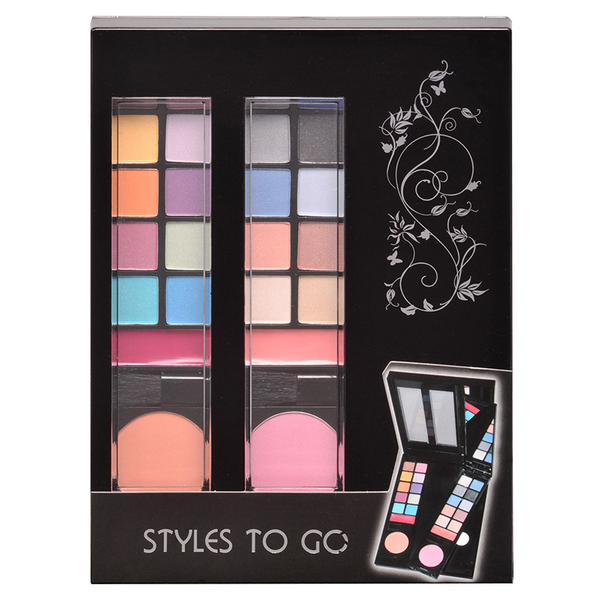 Makeup box styles to go