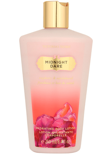 Midnight dare body lotion by victoria's secret 250ml