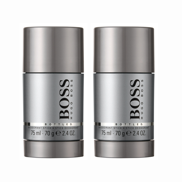 2-pack hugo boss bottled deostick 75ml