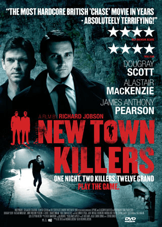 New town killers – dvd
