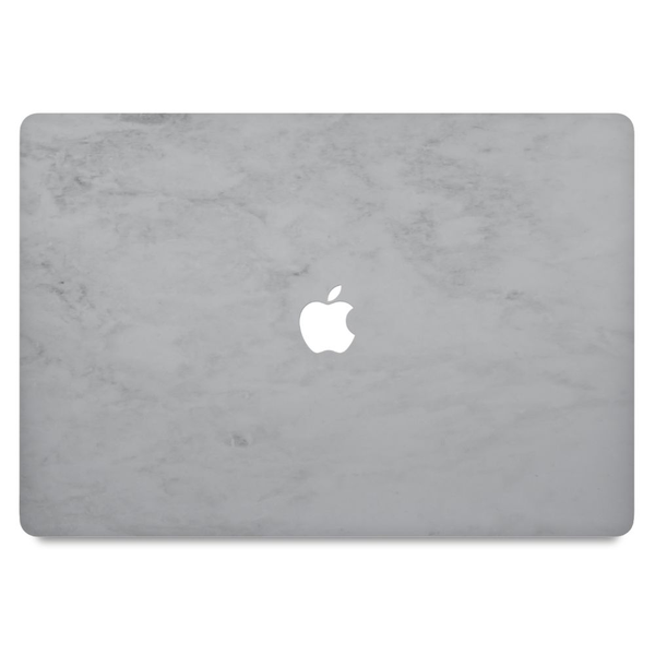 macbook pro retina 13″ (ej touch bar) skin white marble